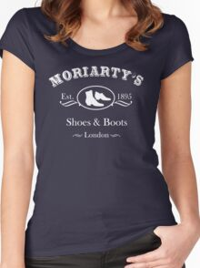 Moriarty's Shoe Shop Women's Fitted Scoop T-Shirt