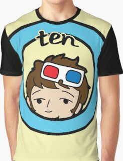 Daria - Ten Graphic T-Shirt