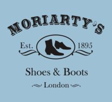 Moriarty's Shoe Shop 2 T-Shirt