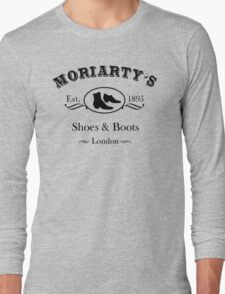 Moriarty's Shoe Shop 2 Long Sleeve T-Shirt