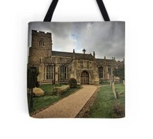 St Mary the Virgin Glemsford Tote Bag