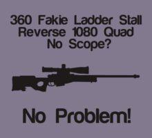 No Scope? No Problem!