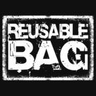 REUSABLE BAG by Robin Brown