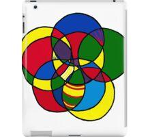 Encircled Circles iPad Case/Skin