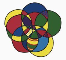 Encircled Circles by anastasiadueva