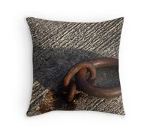 Linked for life! Throw Pillow