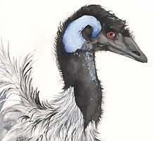 Emu by Louise De Masi