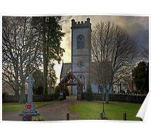 Kenmore Parish Church Poster