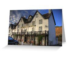 The Kenmore Inn Greeting Card