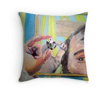 coob encounters of the absurd kind  Throw Pillow