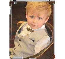 my names (bond) freddie bond iPad Case/Skin
