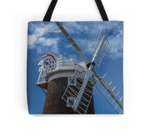 The windmill at Cley Tote Bag