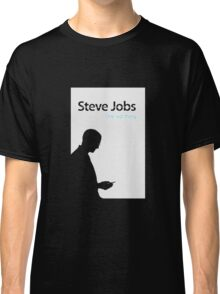steve jobs one last things Classic T-Shirt