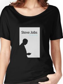 steve jobs one last things Women's Relaxed Fit T-Shirt