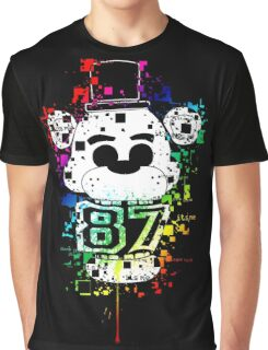 Five Nights At Freddy's - It's Me Graphic T-Shirt
