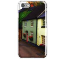 mears ashby village  iPhone Case/Skin