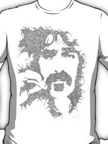 Frank Zappa Garabato T-Shirt