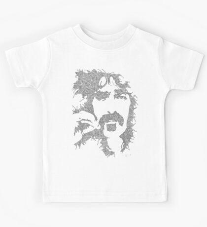 Frank Zappa Garabato Kids Tee