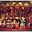 Fairground ride by derek blackham