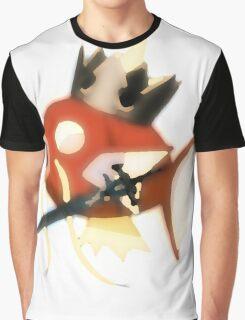 The King Magikarp Graphic T-Shirt