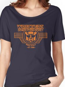 Wreck 'n' Rule Women's Relaxed Fit T-Shirt