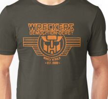 Wreck 'n' Rule Unisex T-Shirt