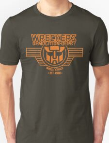 Wreck 'n' Rule T-Shirt