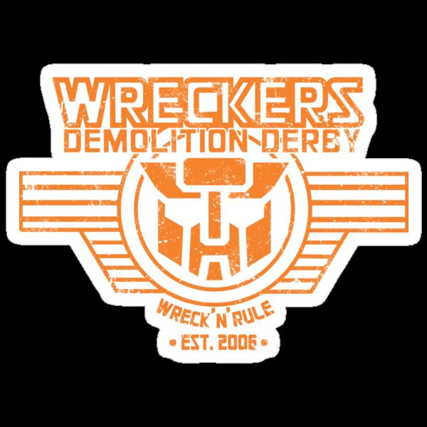 Wreck 'n' Rule by Meg Downey