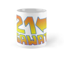 1 21 Gigawatts Back to The Future Mug