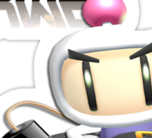 Bomberman: I'm am the BOMB Sticker