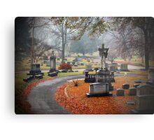 Old Gray Cemetery-1946 Metal Print