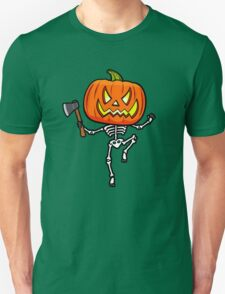 Pumpketon is coming for you Unisex T-Shirt