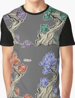 Tree - season square Graphic T-Shirt
