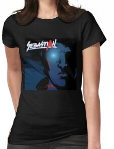 Total VS Nightcall (Cover Artist Swap) Womens Fitted T-Shirt