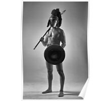 Modern Antiquity - Ready for Battle Poster