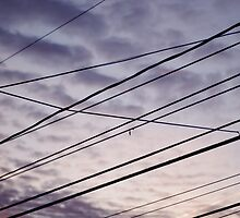 Power Lines by KendraJKantor