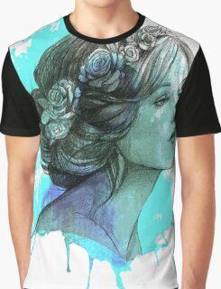 Women art Graphic T-Shirt
