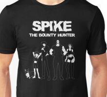 Spike the Bounty Hunter- Cowboy Bebop Shirt Unisex T-Shirt