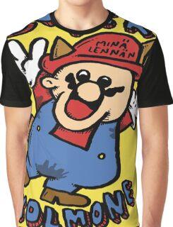 SUPER 3 Graphic T-Shirt