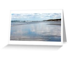 Waimamaku Beach - Northland, NZ Greeting Card