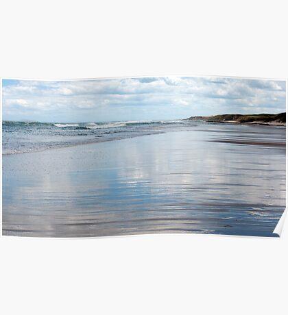 Waimamaku Beach - Northland, NZ Poster