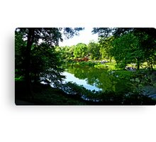 A Sight To Behold Canvas Print