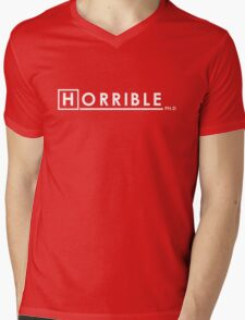 DR. HORRIBLE, PH.D Mens V-Neck T-Shirt