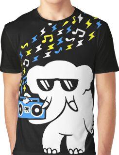 Elefunk Graphic T-Shirt