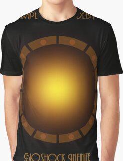 Bioshock infinite eye-bird Graphic T-Shirt