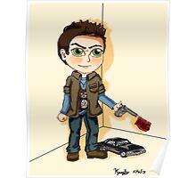 Supernatural : Dean Winchester Chibi Poster