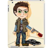 Supernatural : Dean Winchester Chibi iPad Case/Skin