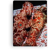 Projection Klimt Canvas Print