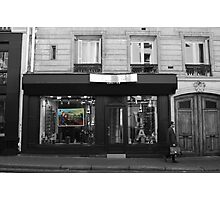 The Optical Shop Photographic Print