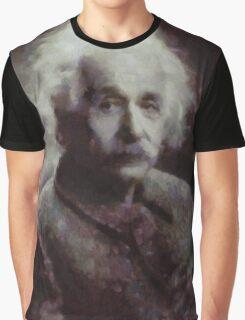 Einstein by John Springfield Graphic T-Shirt